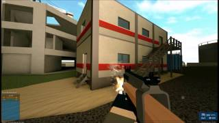 Roblox - Phantom forces PDW(s) Demonstration