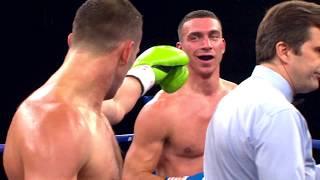 Юрий Кашинский vs Оливер Вайтран / Yury Kashinsky vs  Olivier Vautrain