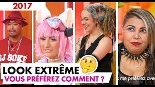 C'est mon choix (Replay) - Look extrême : vous me préférez avec ou sans ?