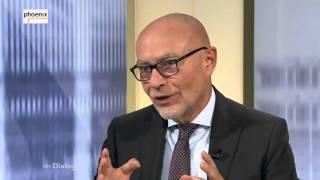 Im Dialog: Udo Di Fabio zu Gast bei Alfred Schier am 04.10.15
