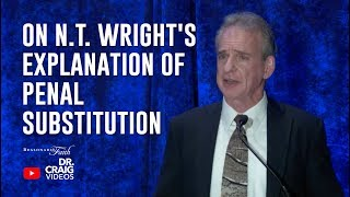 On N T  Wright's Explanation of Penal Substitution