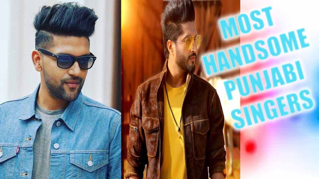 Top 10 Most Handsome Punjabi Singers In 2018 Youtube