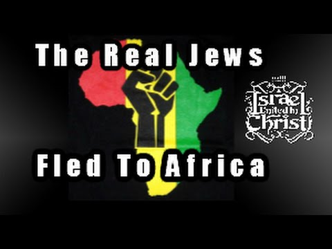 The Israelites: We are The Jews Who Fled Into The African Continent