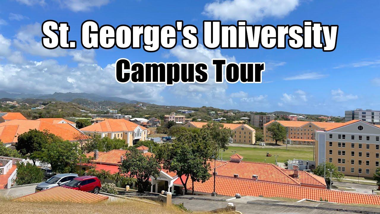 SGU CAMPUS TOUR | St. George's University | Vet & Med School ...