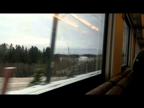 My little trip today (lillestrøm to gardermoen airport part 4 of 5)