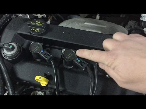 Ford Vehicle Noises: #4 Tapping Knocking Noise 2.5L Engines