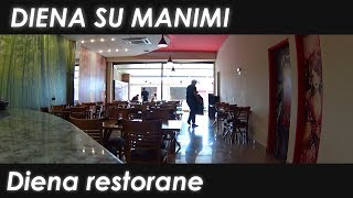 DIENA SU MANIMI: Diena restorane + deserto receptas | Justes Grozio  Kanalas
