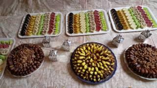تحضيرات قبل الزفاف المغربي