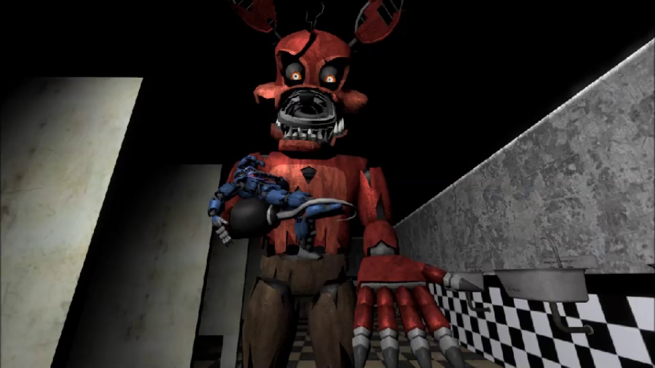 Fnaf The Closet 10 Maneras De Matar A Nightmare Five