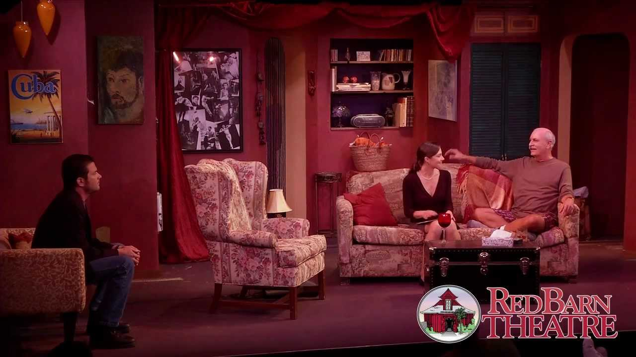 Match At The Red Barn Theatre In Key West Florida