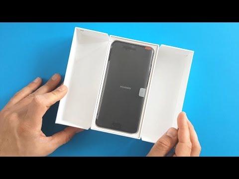 Huawei P10 Plus: Unboxing & Vorstellung | deutsch 🎁 techloupe