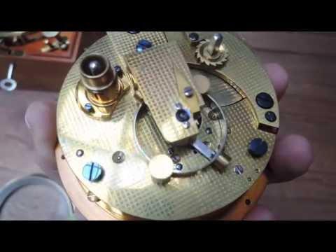 Thomas Mercer Chronometer 1939