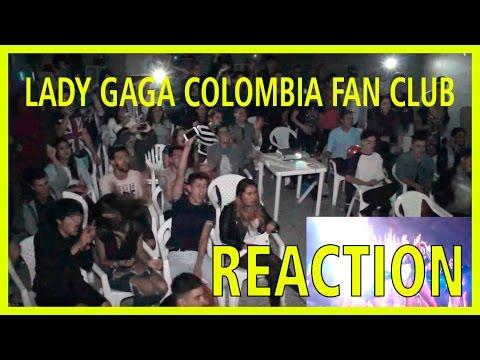 Lady Gaga Super Bowl Halftime - Lady Gaga Colombia REACTION