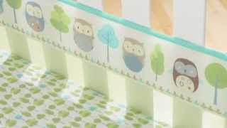 Soothetime Fresh Air Crib Liner - The Crib Bumper Alternative