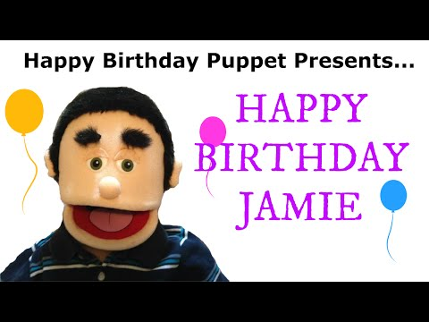 Happy Birthday Jamie - Funny Birthday Song