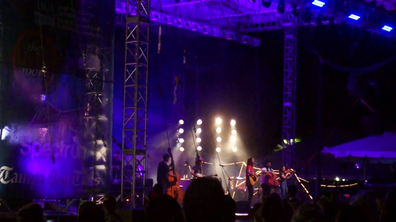 The Avett Brothers Laundry Room Clearwater Jazz Holiday October 22 2017 Youtube