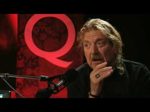Robert Plant on Jeff Buckley - Q TV (CBC)