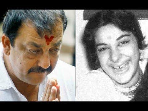 Nargis Dutt's emotional last voice message to son, Sanjay Dutt