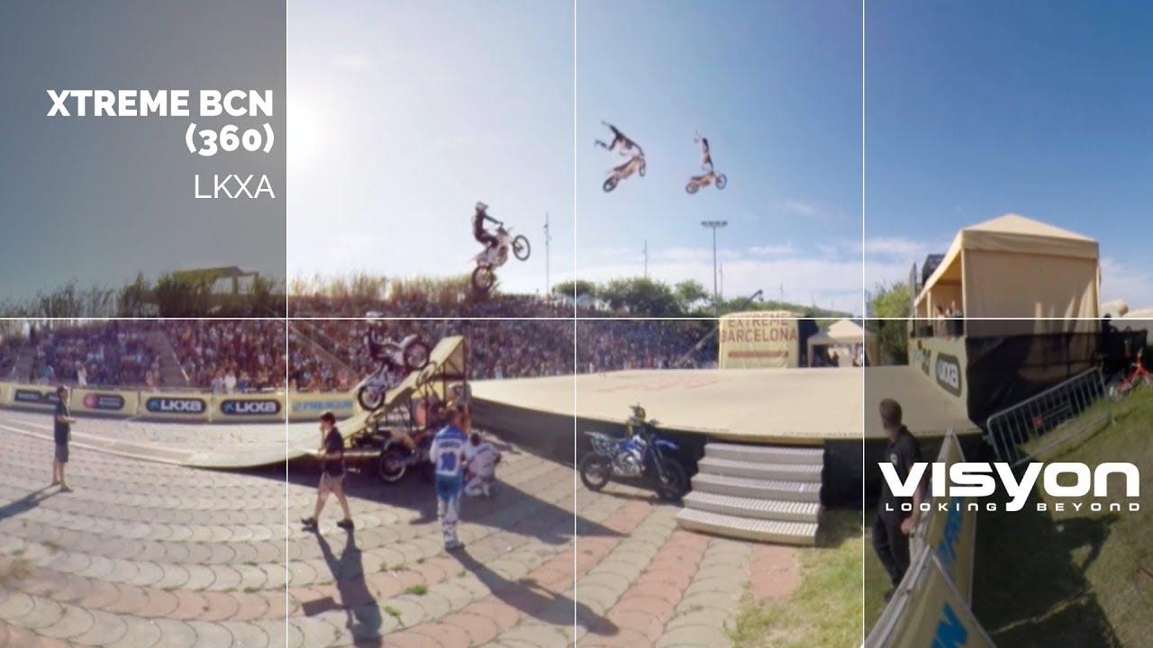 Sports: LKXA EXTREME BARCELONA 2014