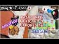 VLOG108 JAPON PASAPORTE MEXICANO O JAPONES ? Y REGALOS DE LA TIA JAPONESA