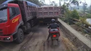 IDIOT FUNNY DRIVERS - Compilation Video #4