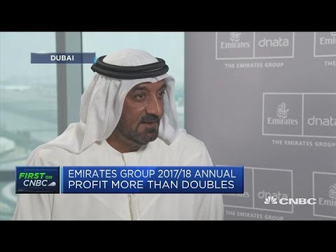 Emirates CEO: I'm pleased we crossed the $1 billion profit mark | Squawk Box Europe