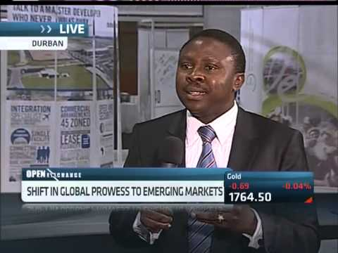Wealth Shift for Emerging Markets & Implications in Africa