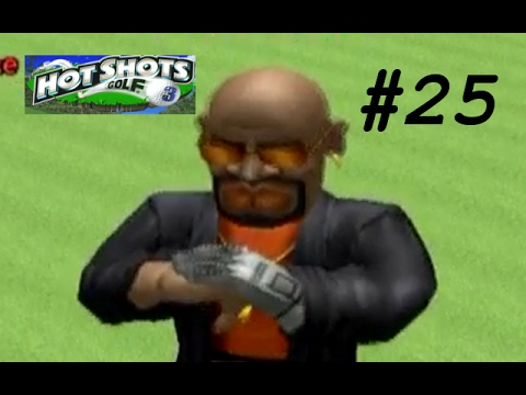 Hot Shots Golf 3 - Part 25: More United Forest!