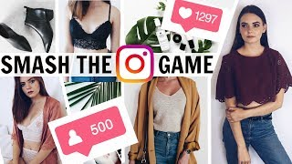 How to Get More Followers on Instagram & Up Your Instagram Game / Nika Erculj thumbnail