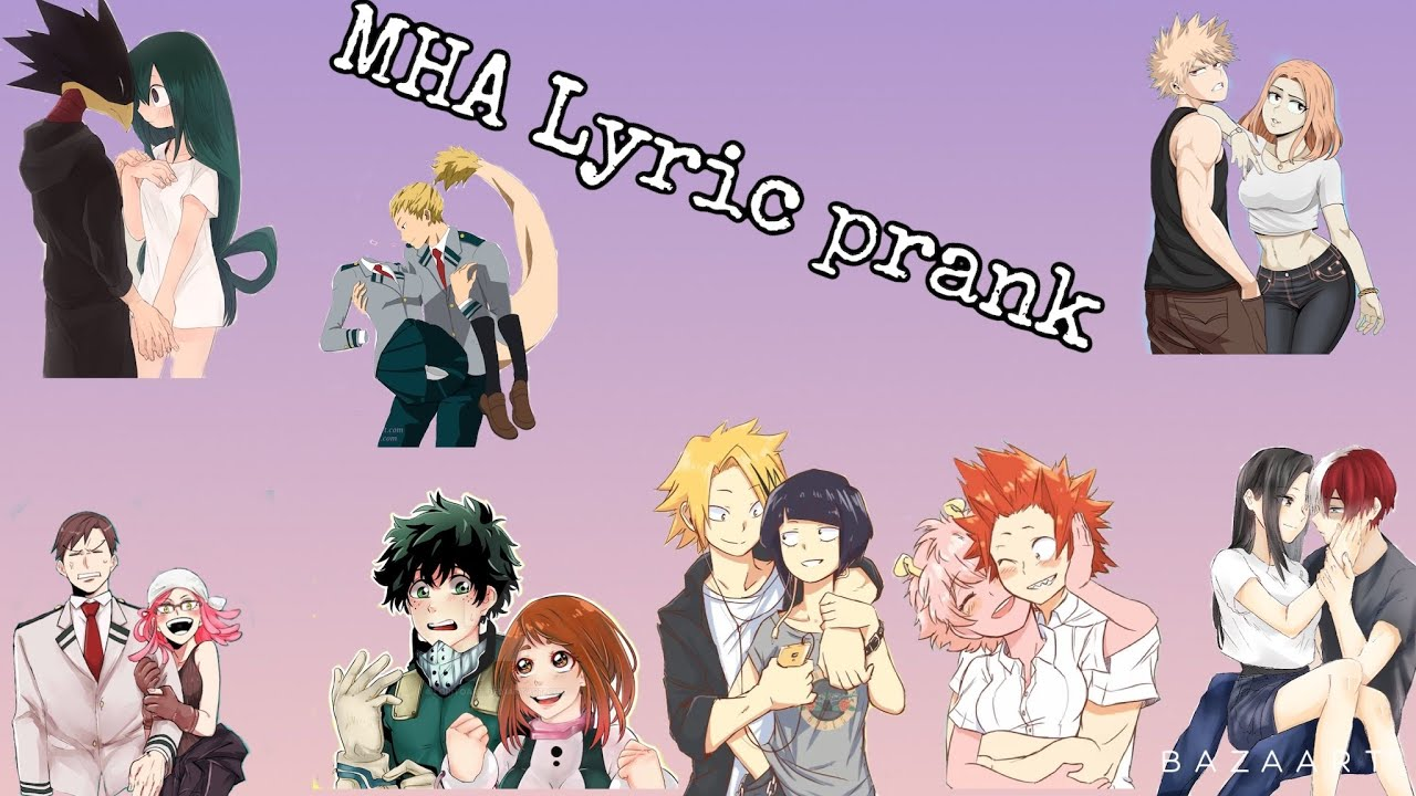 Download MHA lyric prank | I'm Hooked by Why Don't We | Reuploaded
