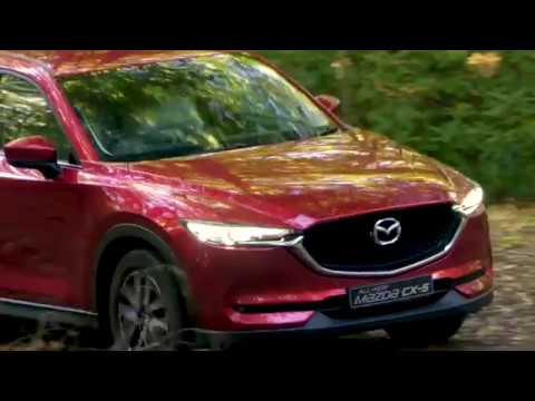 off road with the all new mazda cx 5 youtube. Black Bedroom Furniture Sets. Home Design Ideas