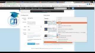 Embed código HTML en Blogger