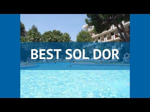 BEST SOL DOR 3* Испания Коста Дорада обзор – отель БЕСТ СОЛ ДОР 3* Коста Дорада видео обзор