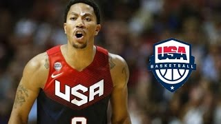 Download Team USA Full Highlights vs Brazil 2014.8.16 - EVERY PLAY! Mp3 and Videos