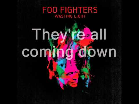 Foo Fighters - Bridge Burning (lyrics, HQ)