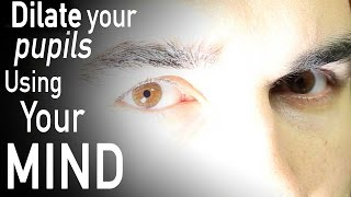 Baixar How to Dilate Your Pupils With Your Mind