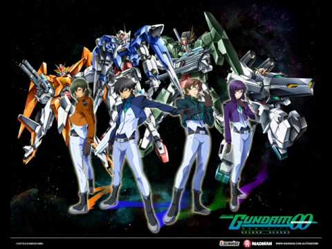 Gundam 00 - Friends