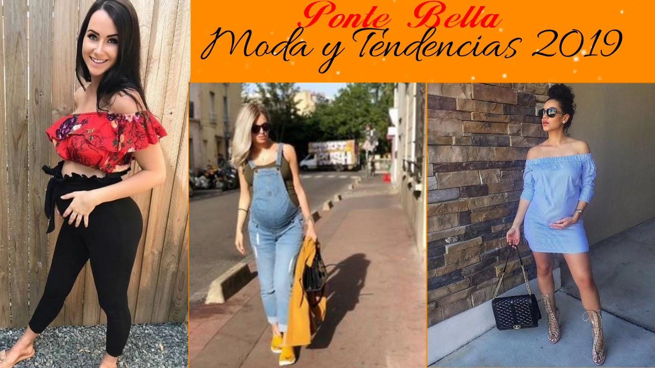 fotos oficiales 17464 f4360 OUTFITS PARA EMBARAZADAS #MODA2019#TENDECIAS2019/OUTFITS FOR PREGNANT #  MODA2019 # TRENDS2019