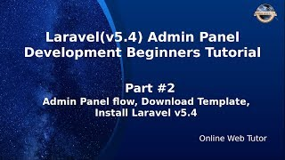 What is Admin panel in Laravel | Learn about Admin panel in Laravel