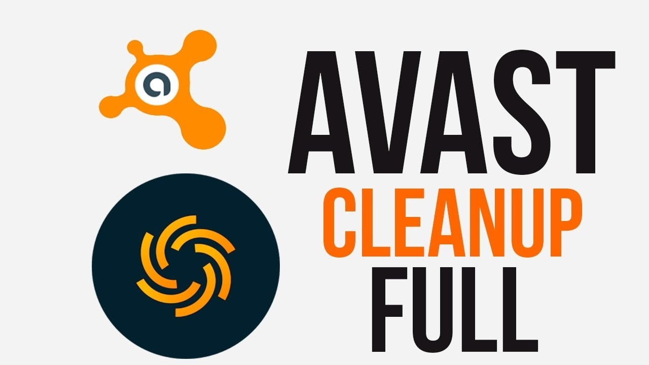 how to close avast cleanup pro