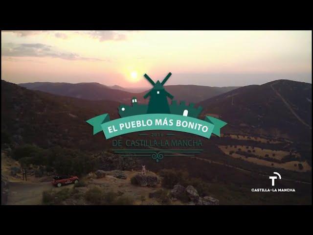 El pueblo más bonito de Castilla-La Mancha 2016