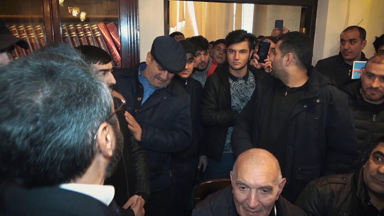1000-dən artıq seçici : Bizim seçimimiz Şakir Eyyubovdur. Möhtəşəm görüşdən hazırlanmış VİDEO-ROLİK