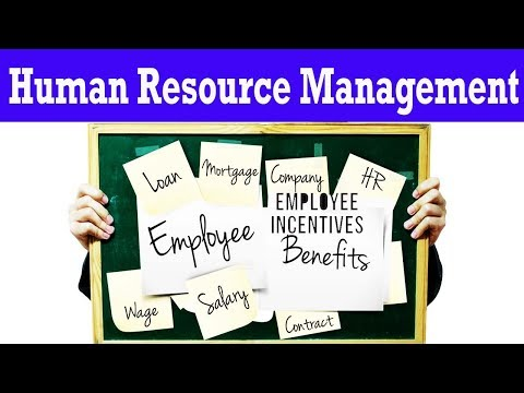 HR Management: Understanding INCENTIVES AND EMPLOYEES BENEFITS