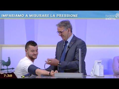 Come curare la pressione alta