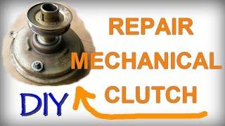 Naprawa Sprzęgła Mechanicznego TRAKTORKA-KOSIARKI - Riding Mower Mechanical Clutch Won't Engage Fix