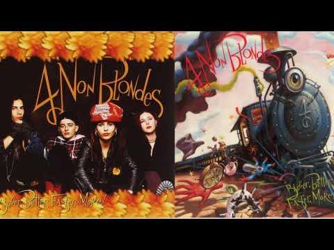"4 NоnBlоndеs ""Biggеr, Bеttеr, Fаstеr, Mоrе! "" Full Album HD"