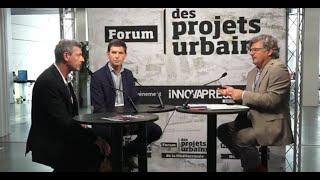 """Défis Urbains - Projet lauréat """" Pôle d'Echange Multimodal"""" (Malansac)"""
