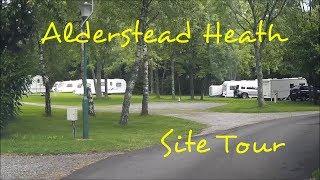 Surrey - Alderstead Heath CAMC Site Tour