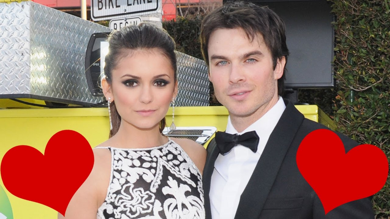 Ian somerhalder still dating nina