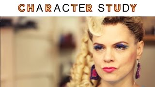CHARACTER STUDY: Amy Spanger on Becoming Mrs. Wormwood of MATILDA